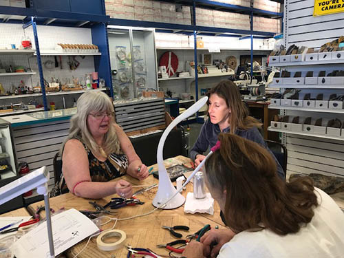 Wirewrapping class