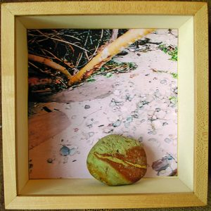 shadow box with preserved memory