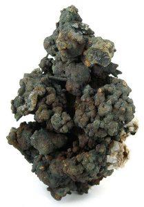 Blister copper ore