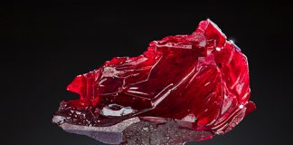 Cuprite, Milpillas Mine