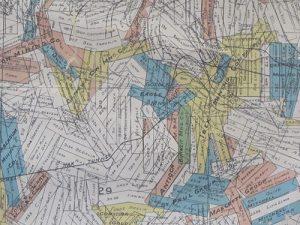 Mining-district maps