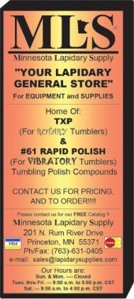 Minnesota Lapidary Supply