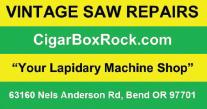 Cigar Box Rock