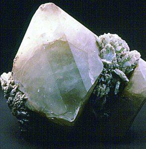 Prismatic danburite