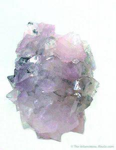 pink apophyllite
