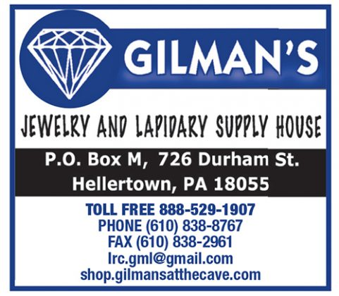 Gilman's Jewelry and Lapidary Supply House