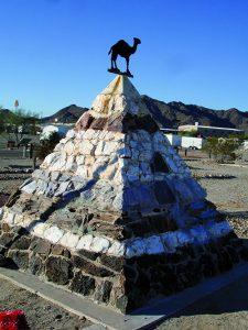Hi-Jolly monument
