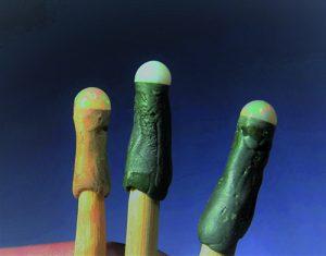Opal difference dop sticks