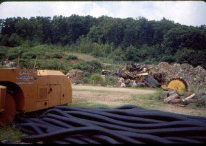 Bristol mine in 21st century