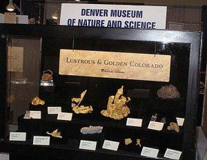 Farncomb gold-Denver Museum