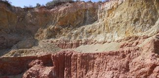 Red clay Permian