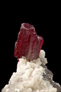 Cinnabar grandfathered mineral