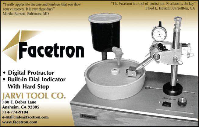 Facetron / Jarvi Tool Co.