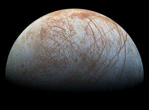 Jupiter Europa