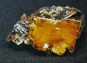 Wulfenite from 79 Mine