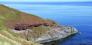 Siccar Point_Devonian Period