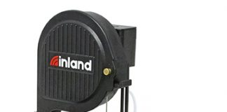 Inland Craft band saw