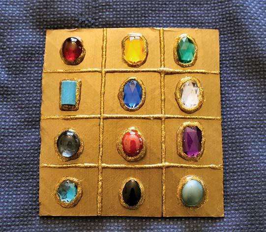 Minerals Metals Of The Bible Part Ii Rock Gem Magazine