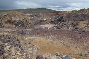 Open pit Pana mine