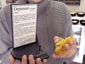 Magnets specimens