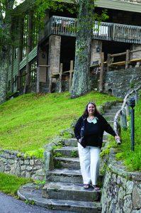 Helen at Wildacres