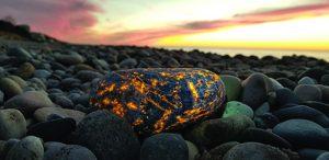 Yooperlite at dusk