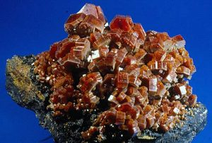 ACF Mine vanadinite