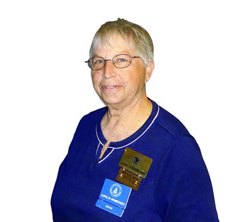 Carolyn Weinberger