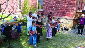 Bannack Days music