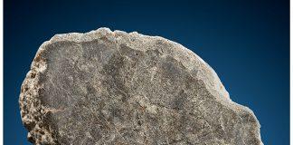 Martian Augite Basalt Meteorite