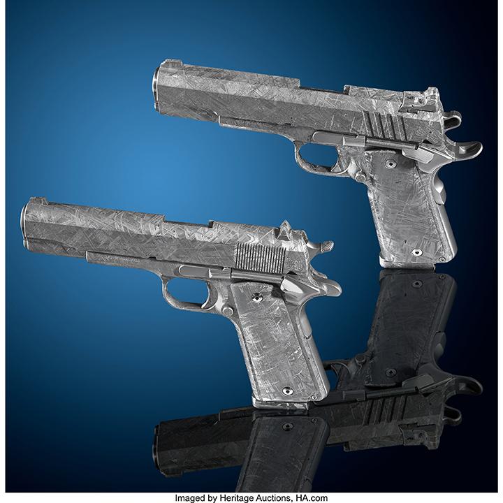 Model 1911 Meteorite Pistols
