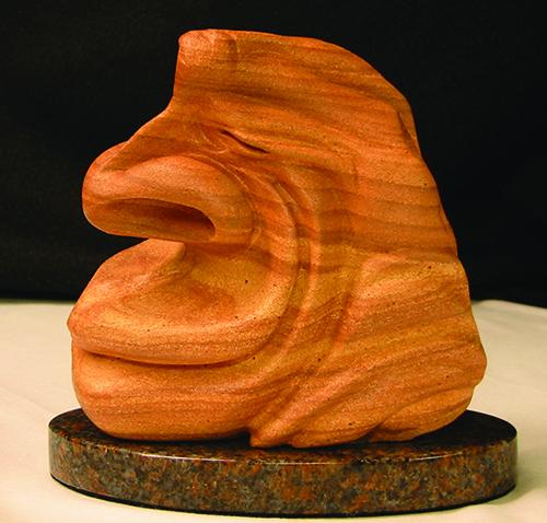 Colorado red sandstone