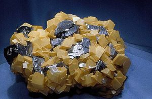 Dolomite with galena