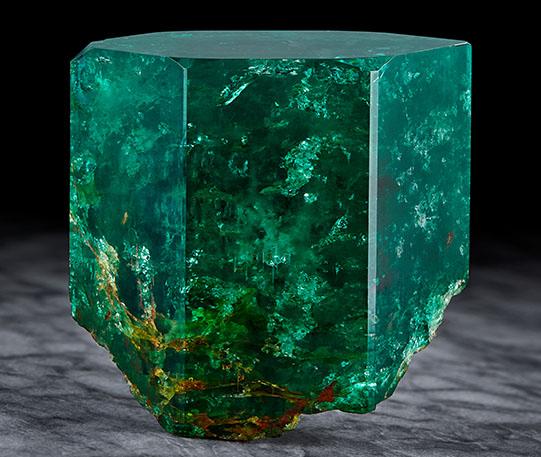 Emerald crystal - Muzo Mine