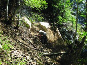 Hyder prospecting