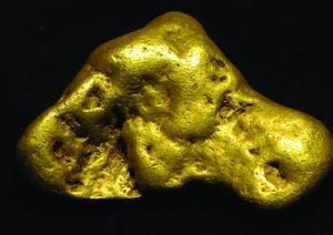 Penn Hill gold nugget