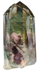 Light smoky quartz