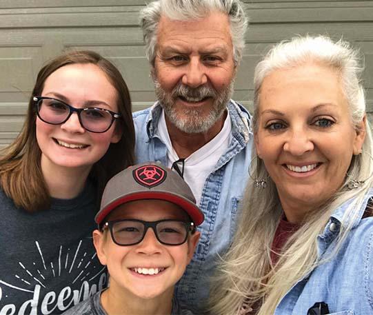 Lori Coleman family