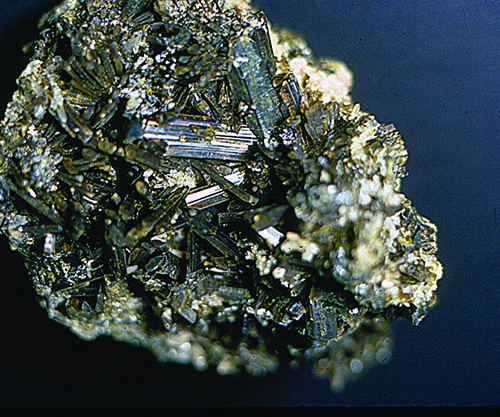 Epidote from Norway