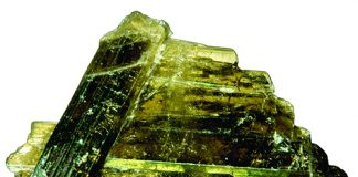 Epidote fromGreen Monster Mountain, Alaska