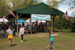 Antrim County Petoskey Stone Festival in Michigan
