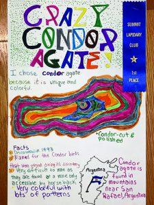 """""""Crazy Condor Agate"""" postet"""