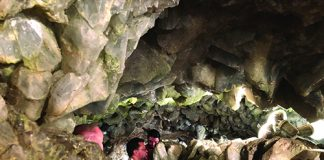 Celestite Crystal Cave