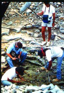 Peridot Mesa miner