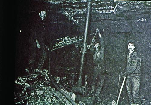 Cripple Creek underground