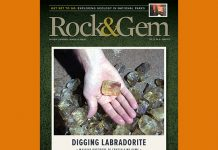 Rock & Gem June 2021 cover