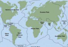 Earth's tectonic plates